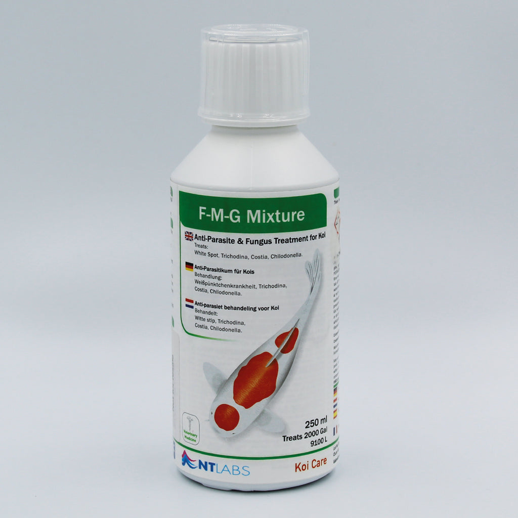 F-M-G Mixture NT Labs 250ml, 500ml, Pond Treament