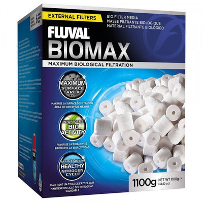 Fluval Biomax 500g or 1100g for Aquarium External Filters