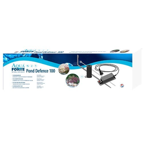 Aqua Forte Garden Pond Defence Electric Fence 100M