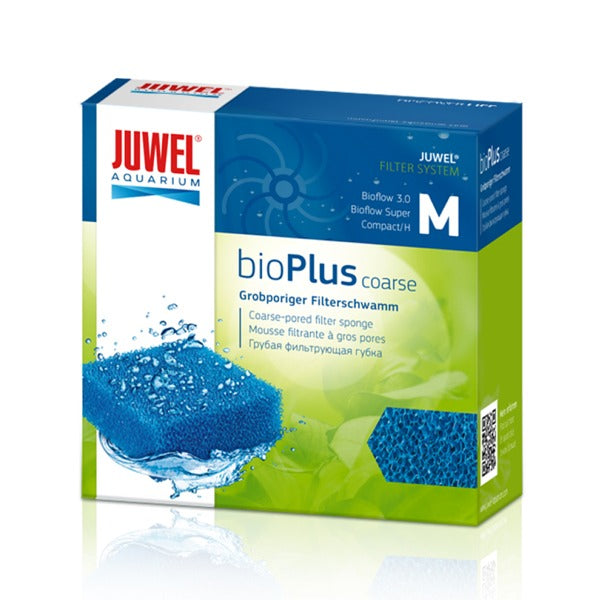 Juwel Aquarium Bio Plus Medium Sponge Fine or Coarse