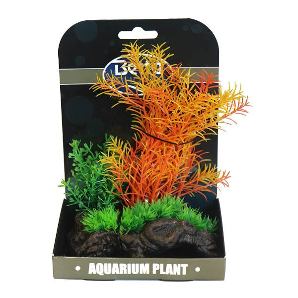 Betta Choice Aquarium Mini Air Gardens - Orange