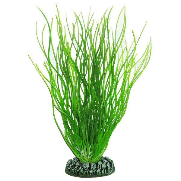 Betta Choice Aquarium Plastic 20cm Green Plant