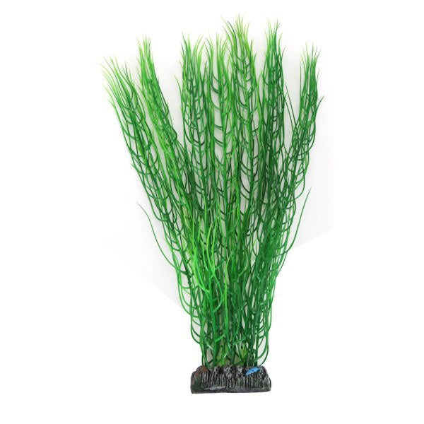 Betta Choice Aquarium Plastic 40cm Green Plant