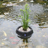 Laguna Pond Floating Round Plant Basket 25cm or 35cm