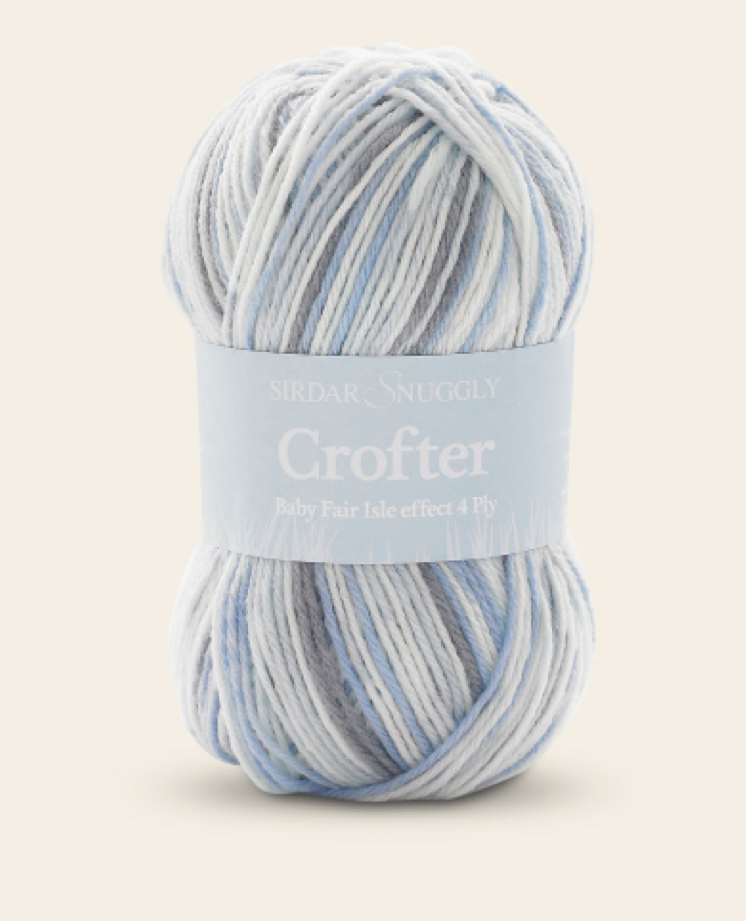Crofter 4 Ply - The Mulberry Tree at Milton