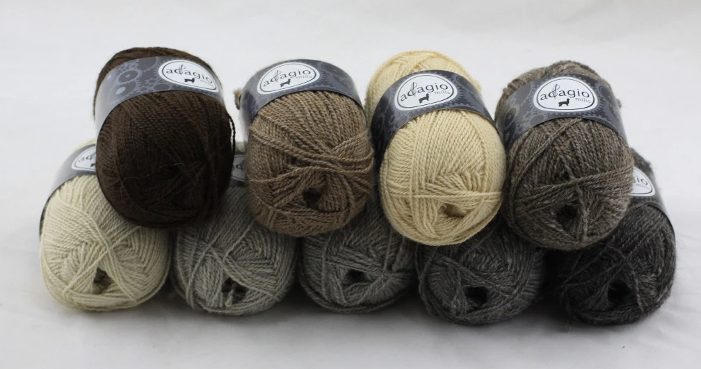 Adagio Mills 4 Ply - The Mulberry Tree at Milton