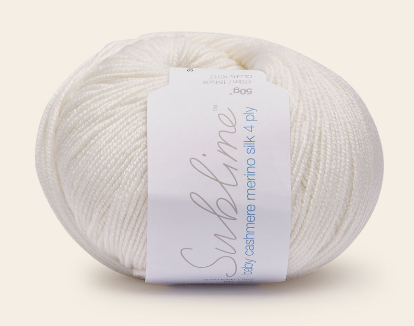 Baby Cashmere Merino Silk 4 Ply - The Mulberry Tree at Milton