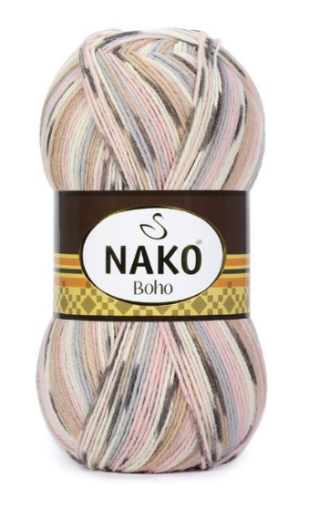 Boho Sock - The Mulberry Tree at Milton