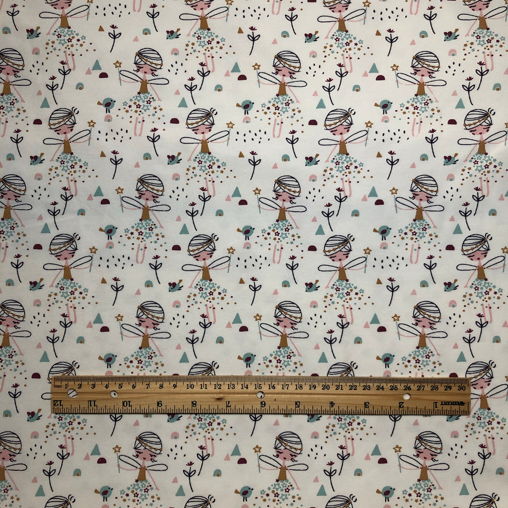 Fern Textiles - Knit - Stretch - 150cm Wide - The Mulberry Tree at Milton