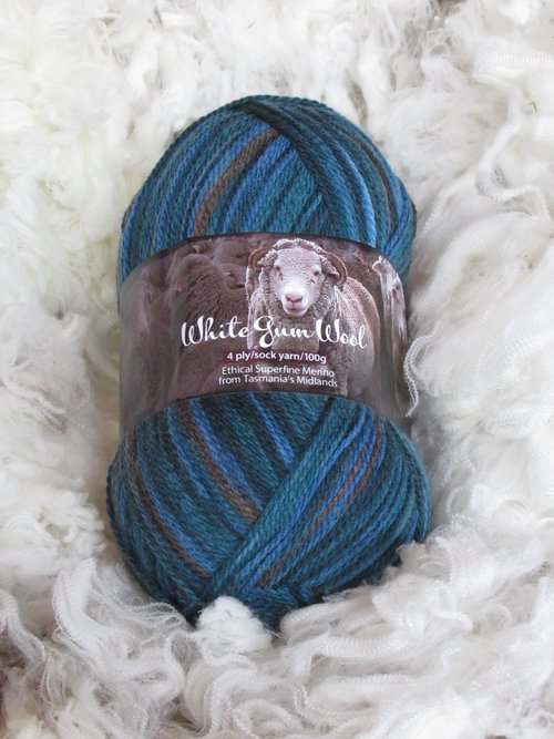 Sock 4 Ply - The Mulberry Tree at Milton