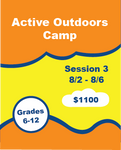 Active Outdoors Camp