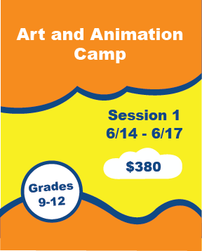 Art and Animation Camp