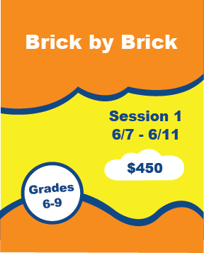 Brick by Brick Camp