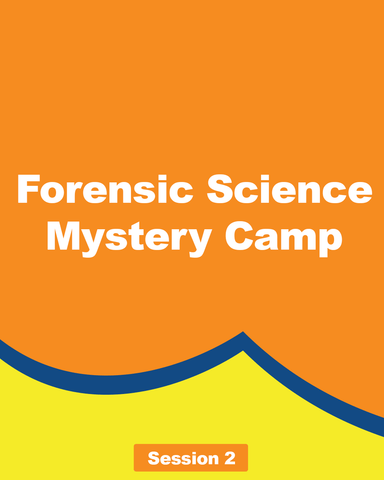Forensic Science Mystery Camp