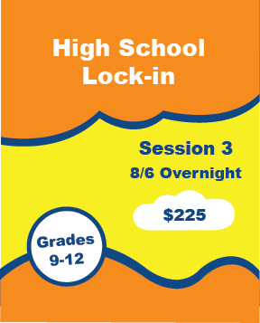 High School Lock-in