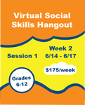 Virtual Social Skills Hangout - Week 2