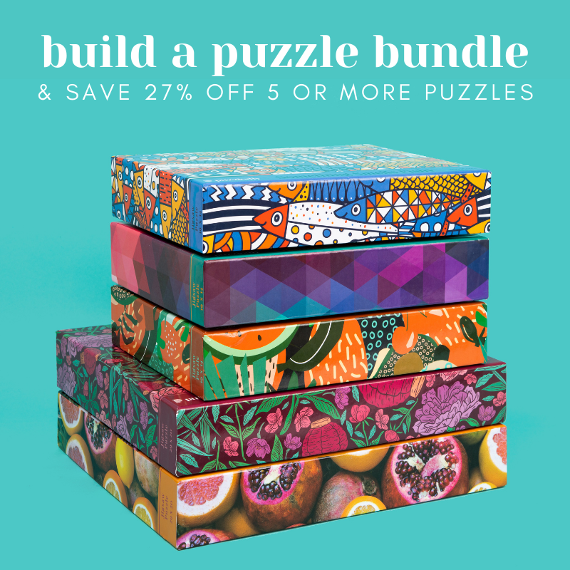 The 500 Piece Collection | Puzzledly Jigsaw Puzzles - Puzzledly