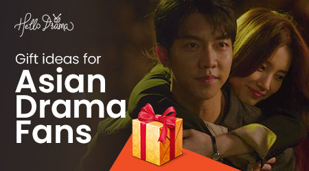 Gift Ideas for Asian Drama Fans