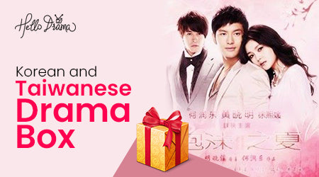 Korean and Taiwanese Drama Box