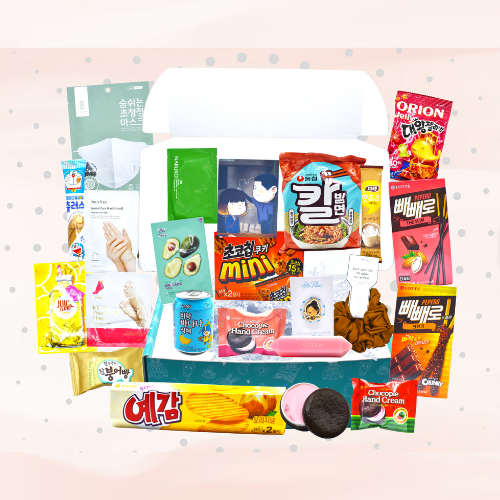 Hello Drama Snack Care Jumbo Box