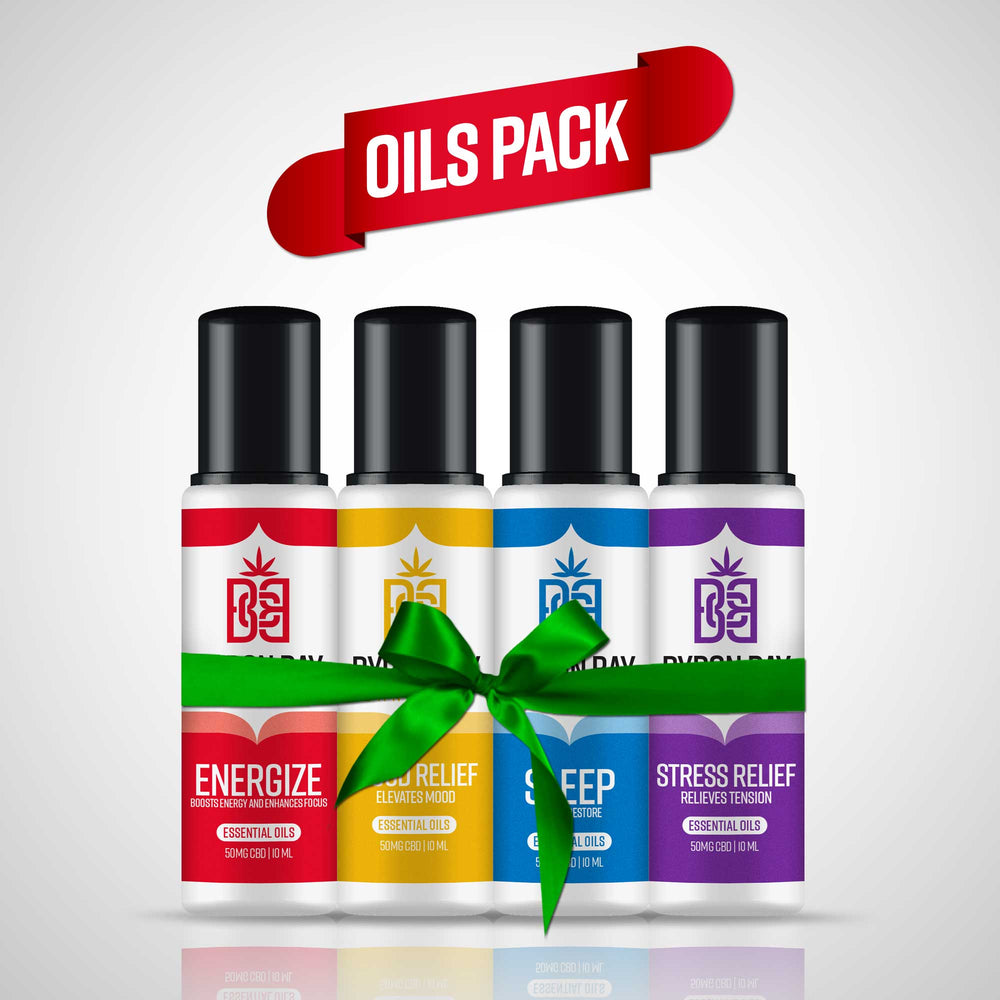 Oils Essentials Pack 100% Pure Essential Oils