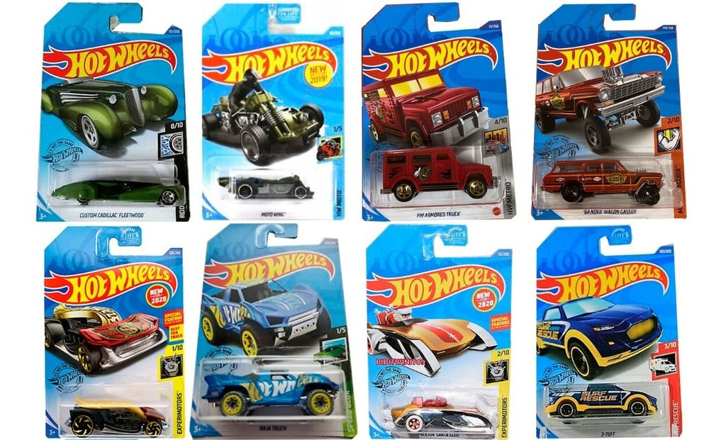 Hot Wheels Especial Individual