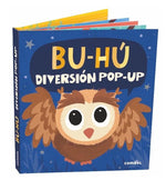 Bu-hú Diversion pop-up