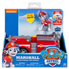 Paw patrol transforming police cruiser - fire engine