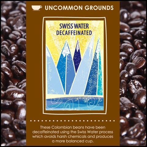 454 g Swiss Water Decaf Beans