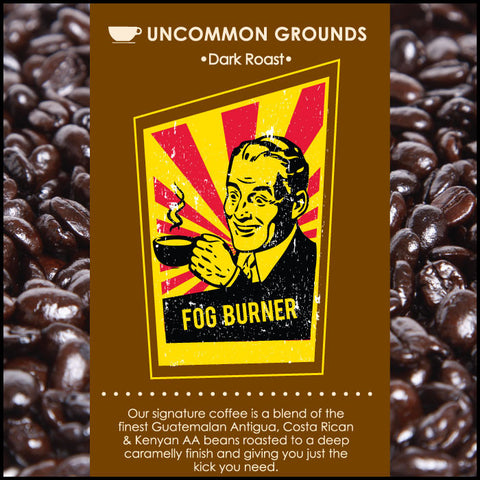 454 g Fog Burner Coffee Beans