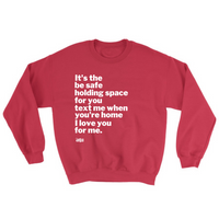 for me sweatshirt