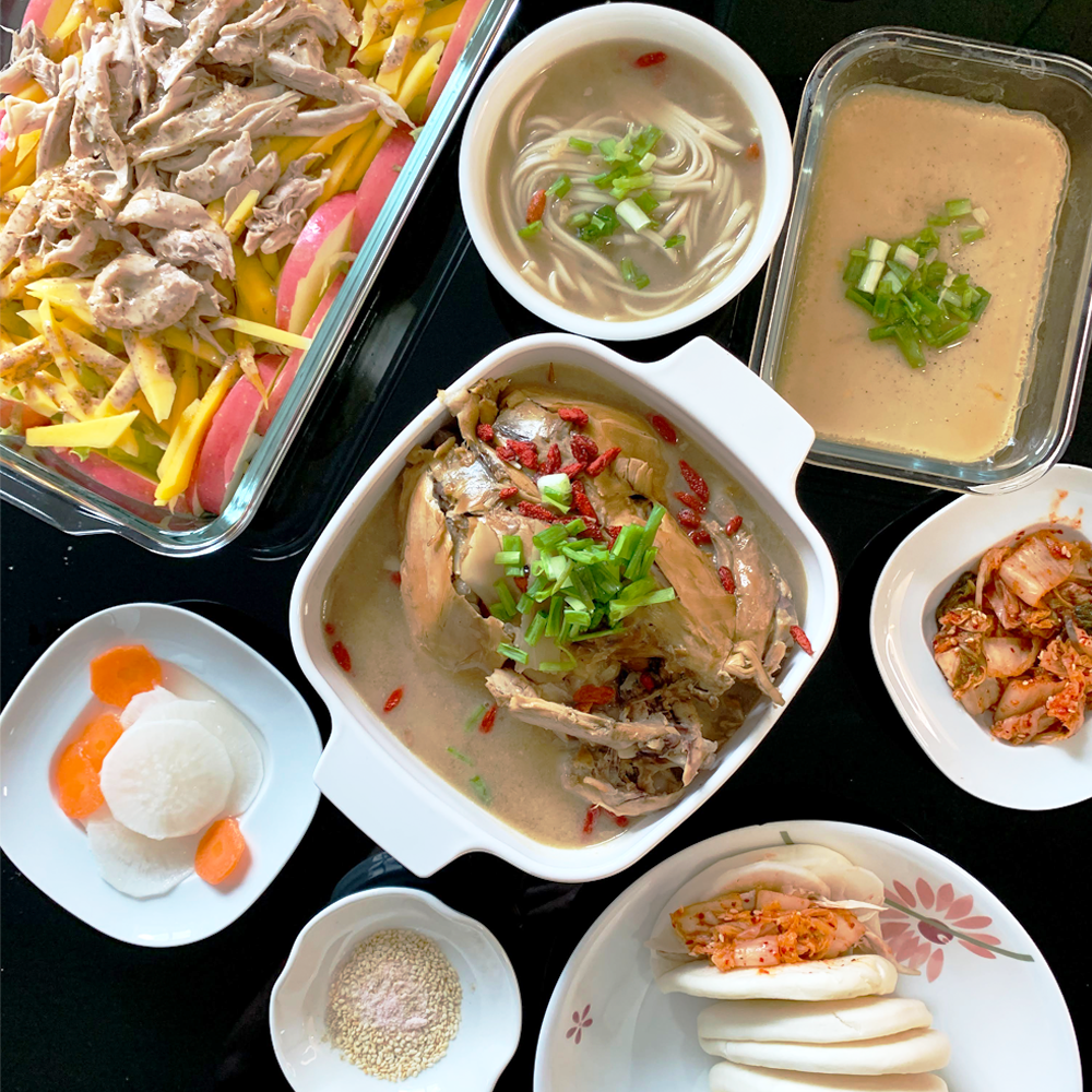 Korean Fusion Recipes<br>As Featured in 3 Oct 2020<br >KUKERI Virtual Cooking Class