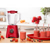 Tefal Blender Blendforce 2 Plastic RED 600W