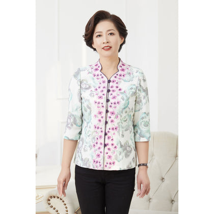 NINA Blouse - Green