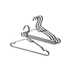 Brabantia Aluminium Clothes Hanger Set Of 4-Black