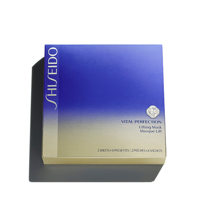 Shiseido Vital Perfection Lifting Mask (6pcs)