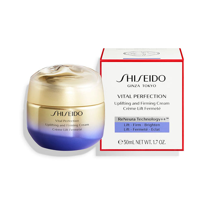 Shiseido Vital Perfection Uplifting and Firming Cream 50ml