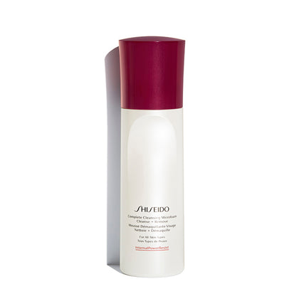 Shiseido Complete Cleansing Microfoam 180ml