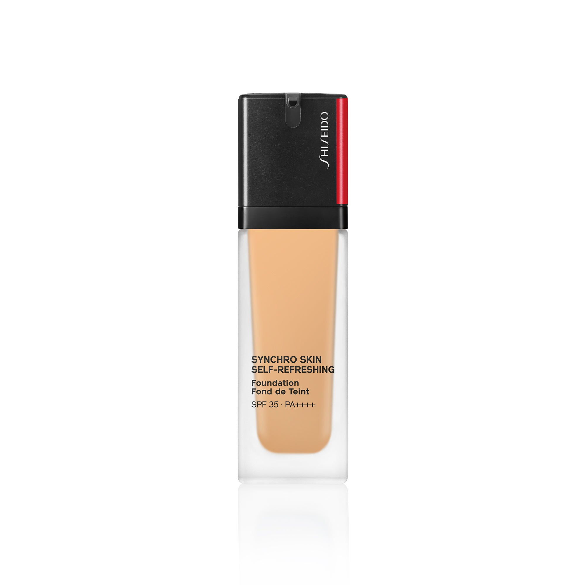 Shiseido Makeup Synchro Skin Self-Refreshing Foundation 30ml, 350 Mapl