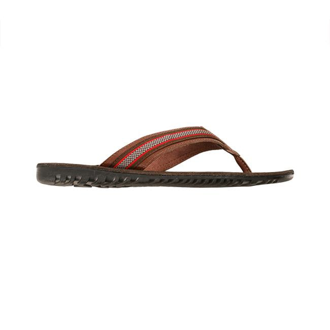 Bruno Co. Paul Leather Men's Sandal - Brown