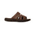 Bruno Co. Jeffrey Leather Men's Sandal - Brown