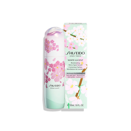 Shiseido White Lucent Illuminating Micro-Spot Serum 50ml (Sakura Limited Edition)