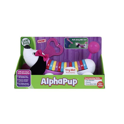 LeapFrog Alpha Pup - Pink/Purple