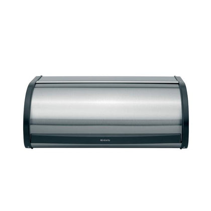 Brabantia Bread Bin Roll Top-FPP Matt Steel