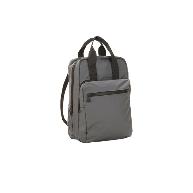Oxford Project 2-Ways Bag (Backpack + Totebag) - Grey