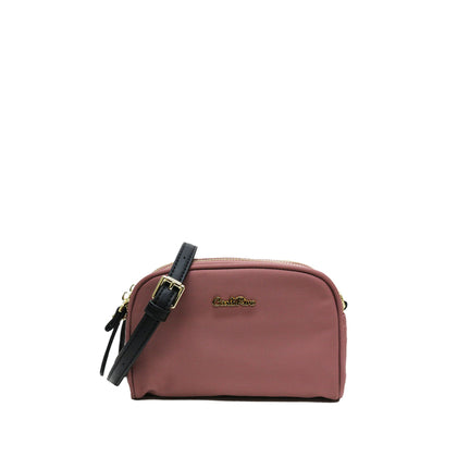 Carlo Rino Crossbody - Blush Pink