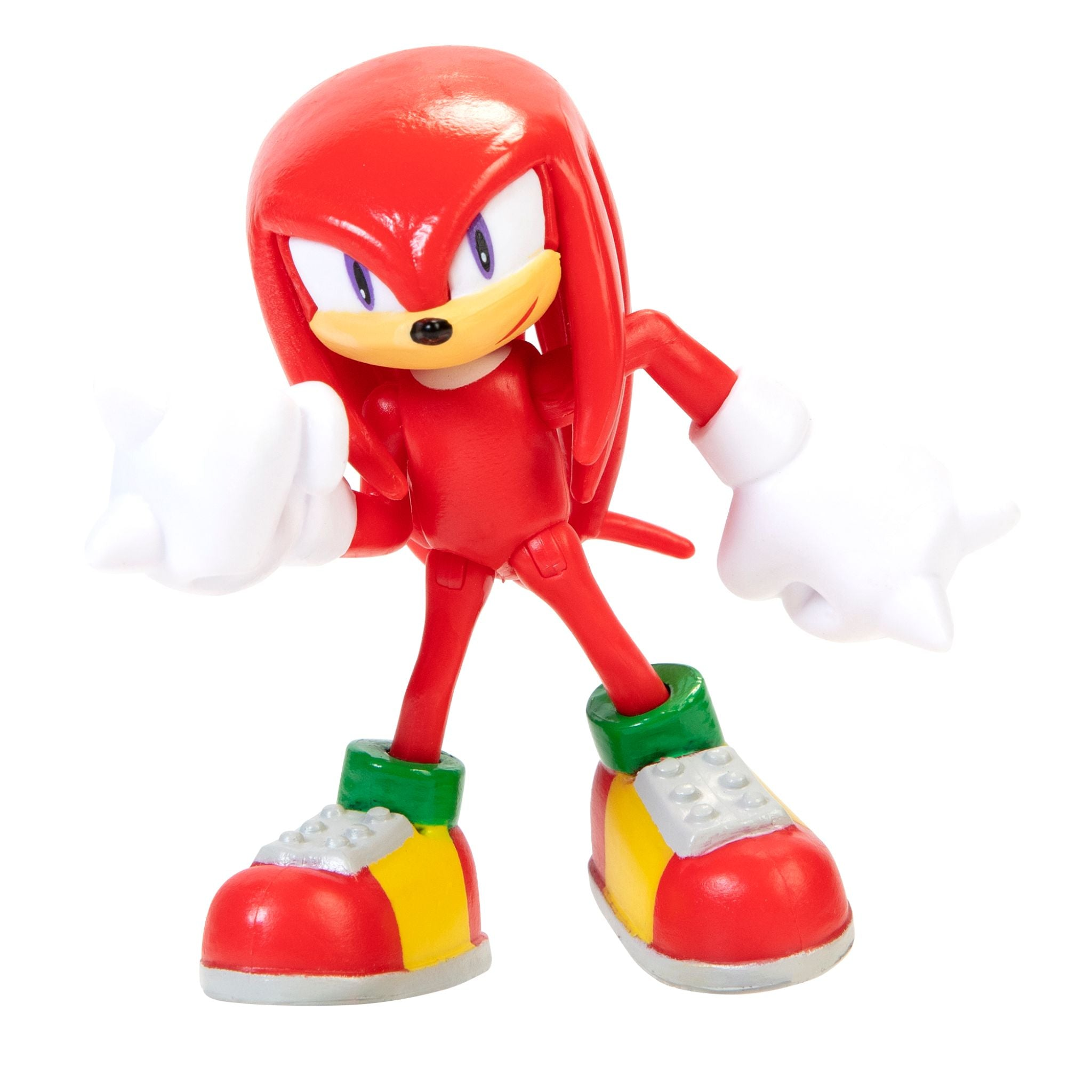 Sonic The Hedgehog 2.5inch Figure - Modern Knuckles