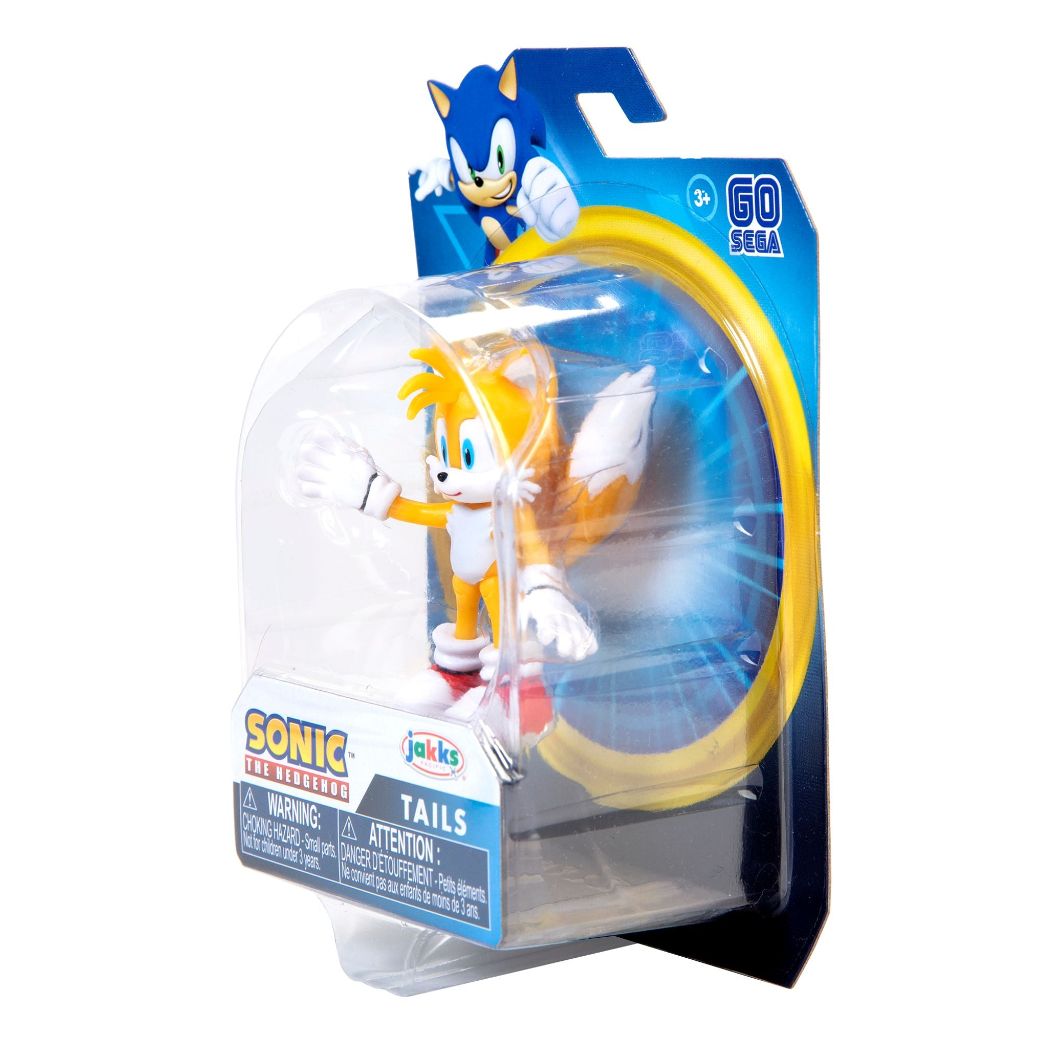 Sonic The Hedgehog 2.5inch Figure - Modern Tails