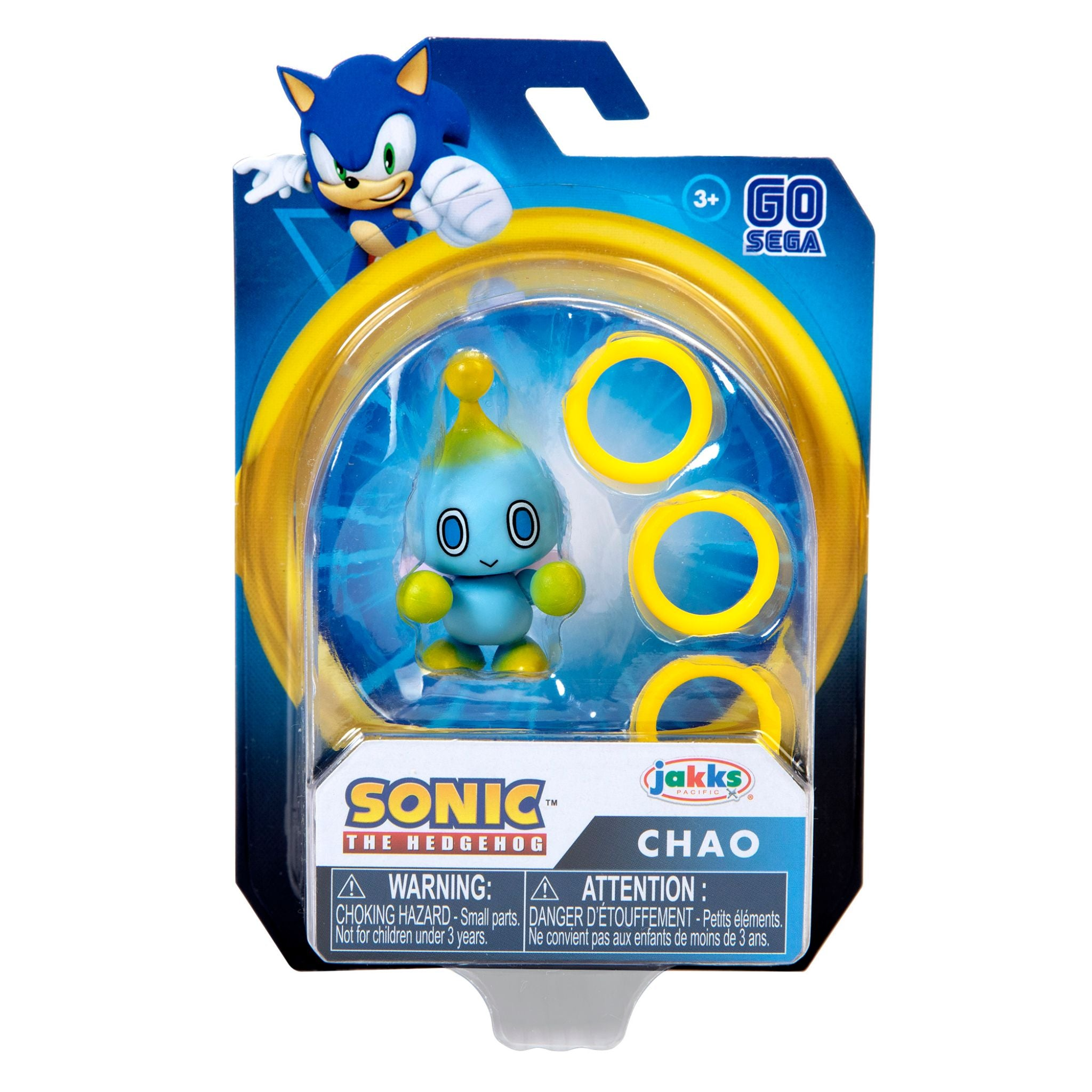 Sonic The Hedgehog 2.5inch Figure - Chao