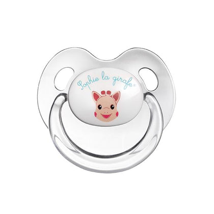 Sophie la Girafe Set of 2 Pacifiers - 6 to 18 months